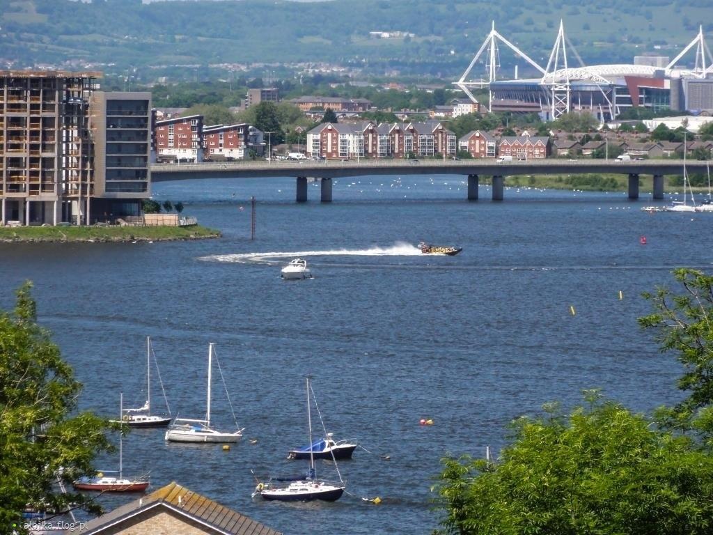Cardiff- stolica Walii...spacerkiem ..:)