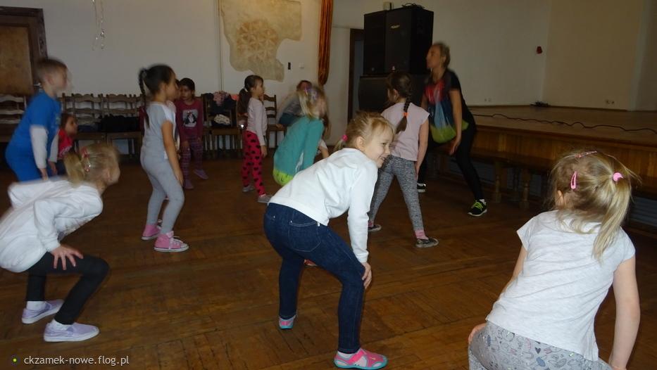Ferie z tańcem
