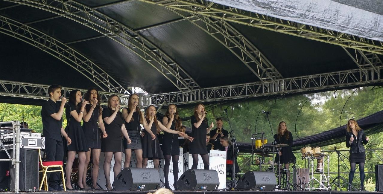 Śpiewamy  .. bo lubimy.....;)