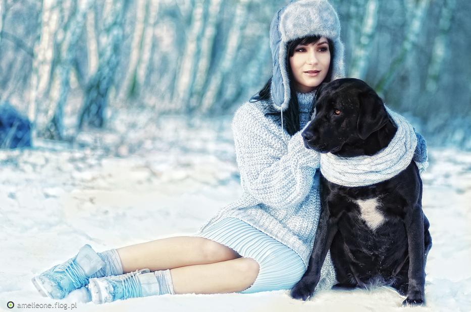 odwilzowa zimoweczka :)