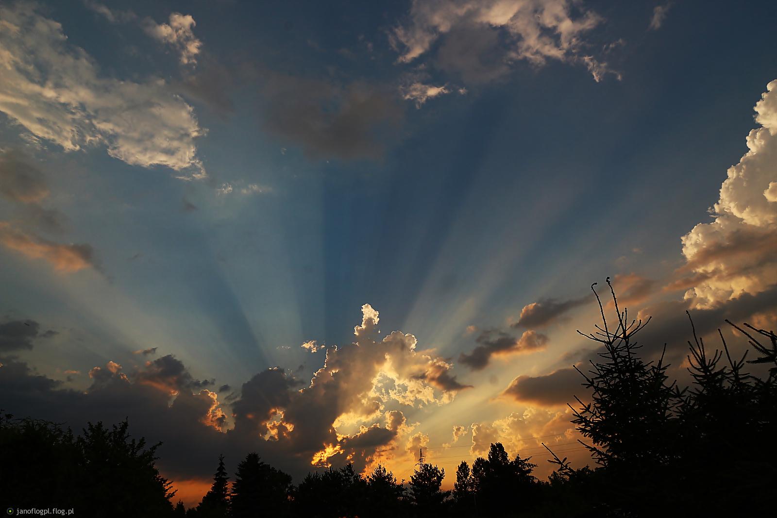Spektakl na niebie w rewanżu dla Ciebie