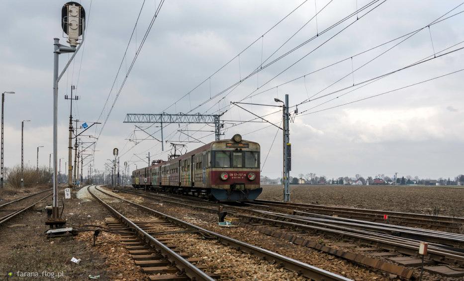EN57-737 #Koleje Śląskie