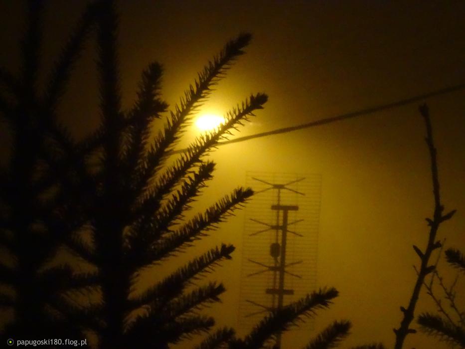 mgła, dym, smog czy jakiś opad?