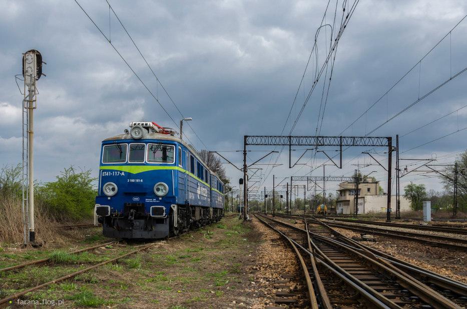 ET41-117 #PKP Cargo