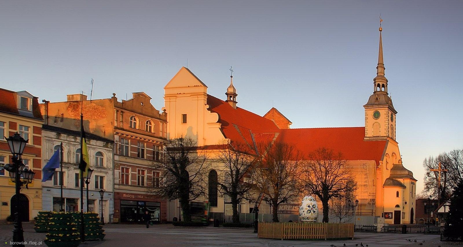 Plac Jakuba Wejhera, założyciela miasta...