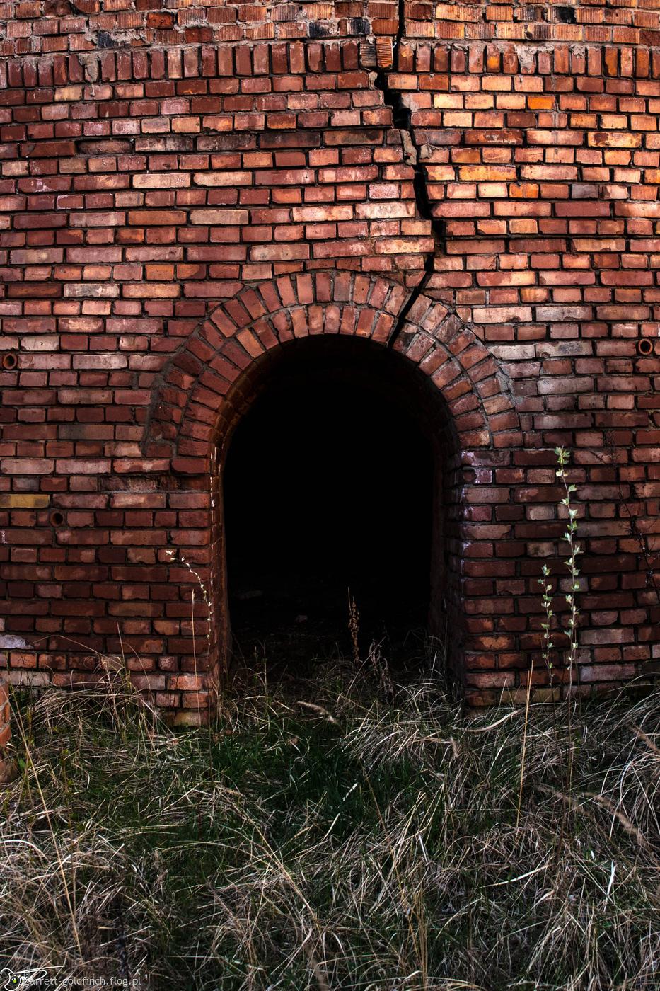 Opuszczona cegielnia - Gierczyce