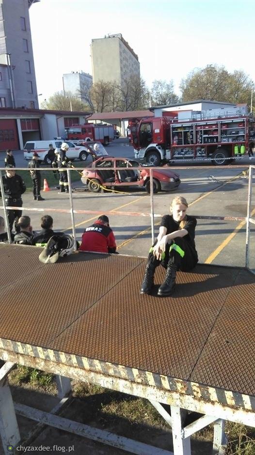 Bo w sercu rodzi się siła strażaka - szkolenie techniczne OSP