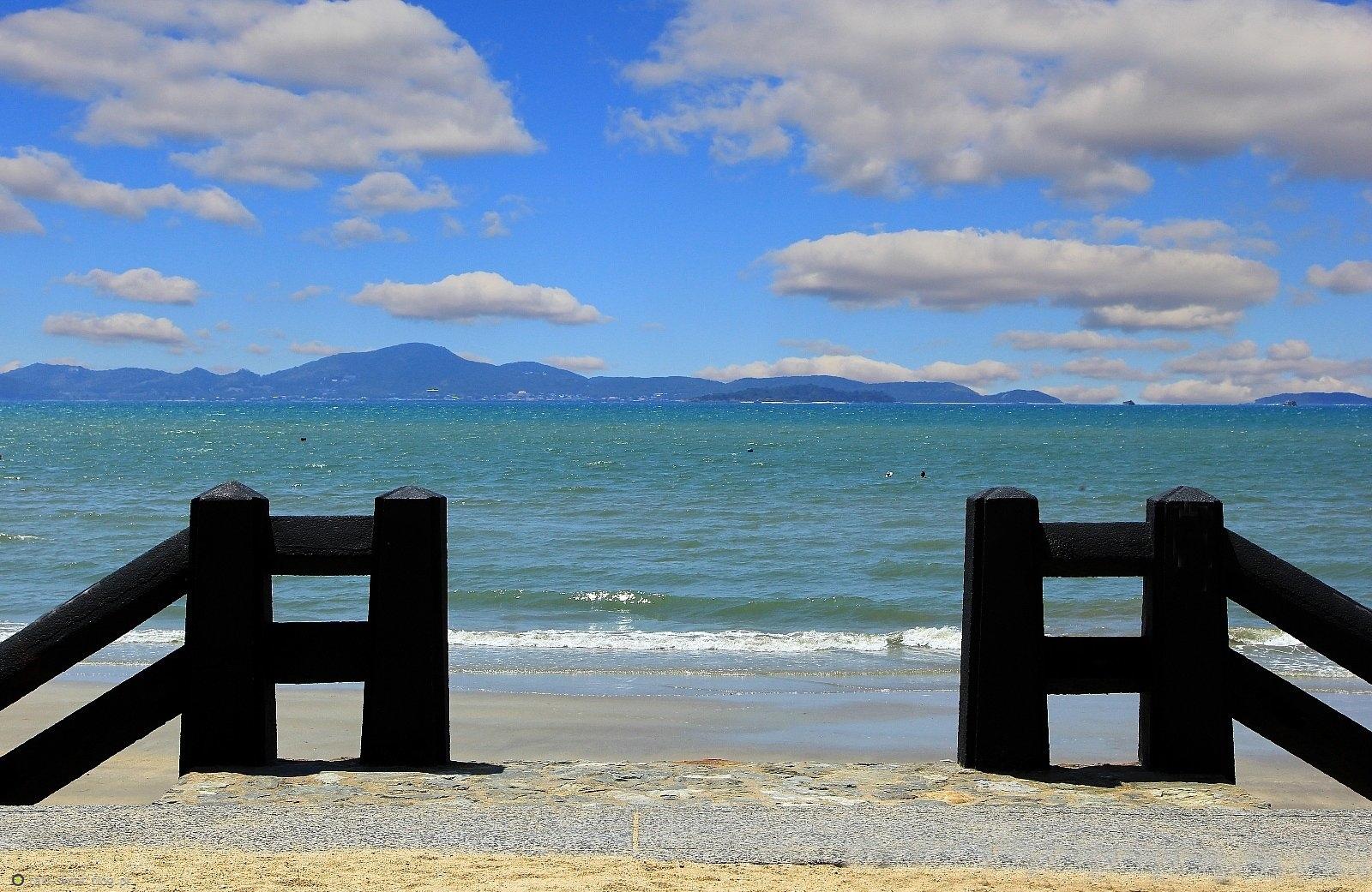Plaża gościnnie otwarta ;)