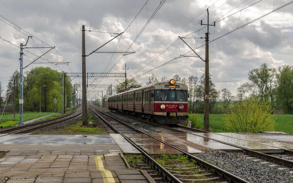 EN57-636 #Koleje Śląskie