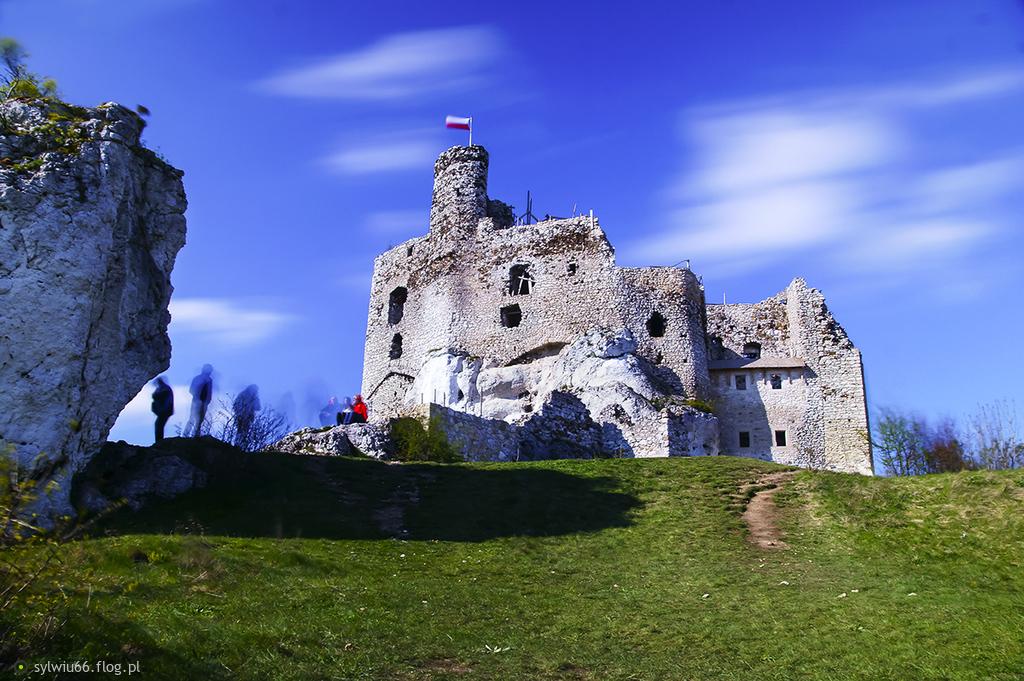 Mirów ruiny zamku