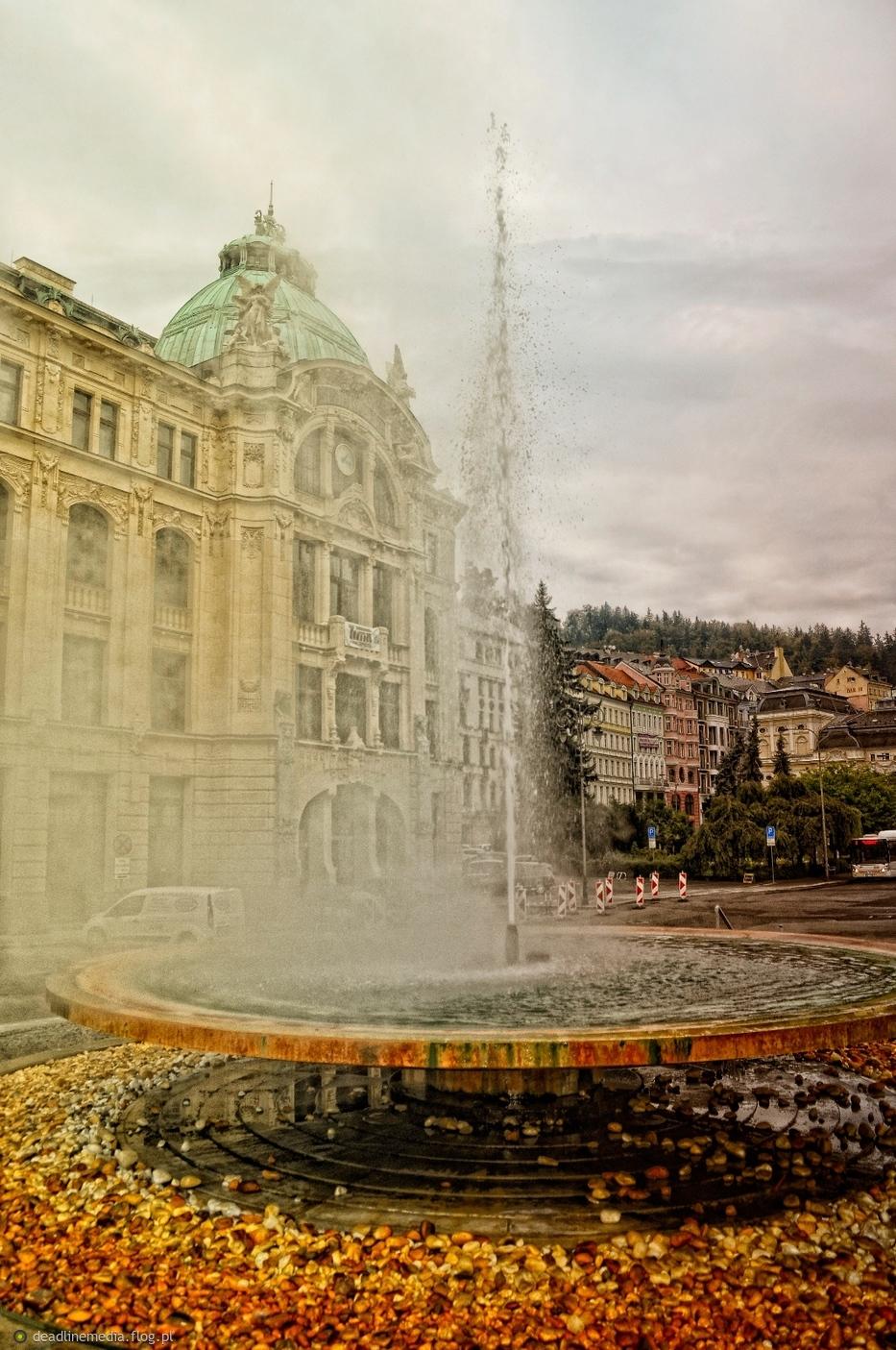 Karlovy Vary raz jeszcze