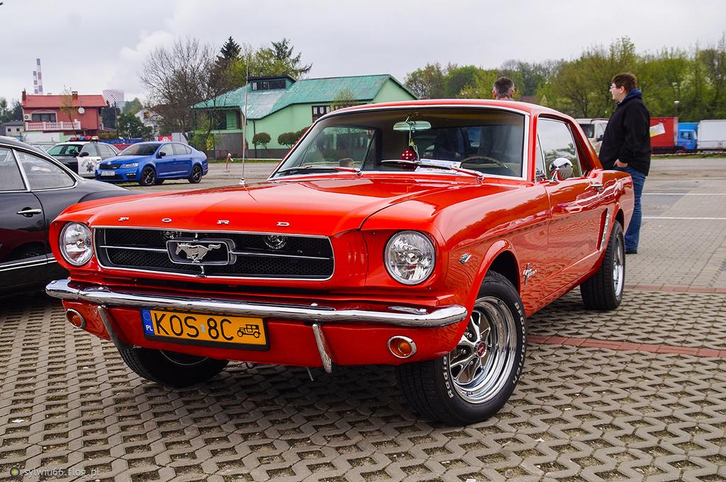 Ford Mustang- amerykański klasyk