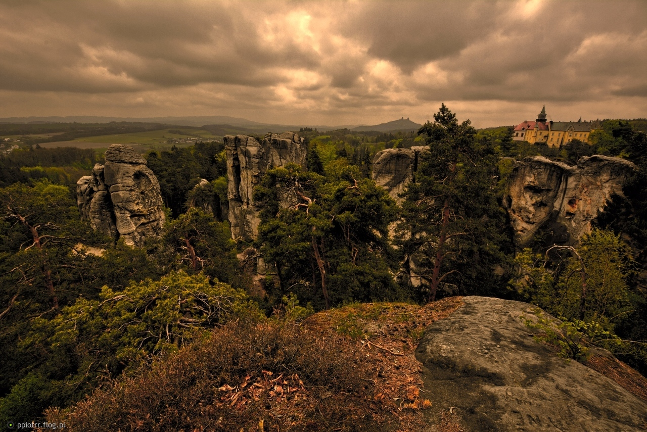 Marianska Vyhlidka-Czeski Raj