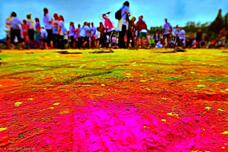 color run poznań