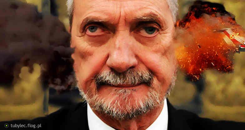 Antoni Macierewicz: Najwyższy czas, by NATO włączyło się do wyjaśniania katastrofy smoleńskiej