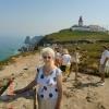 Cobe de Roca-Portugalia-p<br />iękny widok Oceanu Atlant<br />yckiego.