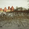 Zamek w Trokach.