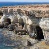 Kiedy byłem mały, zawsze <br />chciałem dojść na koniec <br />świata :: Cape Greco, Cypr, luty 20<br />17