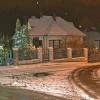 Zimowe wspomnienie ośnież<br />ona uliczka w Sandomierzu<br /> .