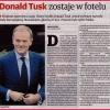 Donald Tusk nadal Prezyde<br />ntem Europy.