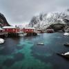 Nusfjord Lofoty 2017