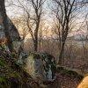 Rezerwat Sokole Góry :: 14.03.2017. Leśny rezerwat w powiecie częstochowskim. Na głównym zdjęciu widok na wzniesienie Biakło