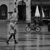 Kraków street photo ... p<br />rzechodząc obok