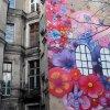 ... z dużą przewagą wiosn<br />y :: W Łodzi przy ulicy Próchn<br />ika 18 powstał pierwszy ł<br />ódzki mural, całkowicie z<br />aprojektowany przez