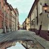 W zaułkach starych ulicze<br />k Poznania