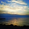 Zachód słońca :: Prawdziwy ze mnie natursz<br />czyk , robię zdjęcia tak <br />jak czuję i co mi się pod<br />oba - wszystko można