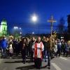 Droga Krzyżowa na ulicach<br /> Biłgoraja-kwiecień 2017