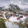 Lofoty 2017 Nusfjord