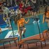 Cheerleaders Infiniti na <br />meczu Zaksa - Skra