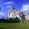 Mirów ruiny zamku ::