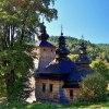 Cerkiew w Dubnem. Małopol<br />ska,Góry Leluchowskie,Bes<br />kidy:)