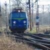 ET22-1208 :: ET22-1208 opuszcza boczni<br />ce kierując się do stacji<br /> Tarnów.
