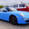 Porsche 911 Carrera S- ni<br />ebieska piękność ::