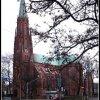 Kościół św.Trójcy :: Zbudowano: 1883-1886  Daw<br />niej: Trinitatiskirche,  <br />        Zabytek: 1345/87 <br />z 12.06.1987 r  Pod konie