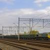 Class 66017 ::   Należący do FPL Class 6<br />6017 z eaosami złapany po<br />dczas weekendowego postoj<br />u na stacji Kostrzyn W