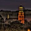Wieża kościoła w Bobrowni<br />kach Śląskich