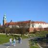 Kraków w obiektywie  :: Spacer brzegiem Wisły z w<br />idokiem na Wawel.