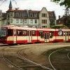 Tramwaj numer 12 :: Pętla tramwajowa w Oliwie<br />, Gdańsk 17.05.2017