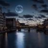 Noc nad rzeką... :-)