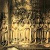 Apsary z Angkor Wat