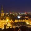 Poznań nocą ::