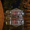 Miasto przegląda się w de<br />szczowej tafli wody :)
