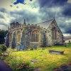 St Grwsts church-Llanrwst