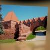 Ruiny zamku krzyżackiego <br />w Toruniu