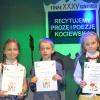 Laureaci XXXV finału konk<br />ursu &quot;Recytujemy pro<br />zę i poezję kociewską&quo<br />t; w Starogardzie Gdański<br />m