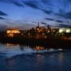 Po upalnym dniu miasto si<br />ę kładzie do snu :)